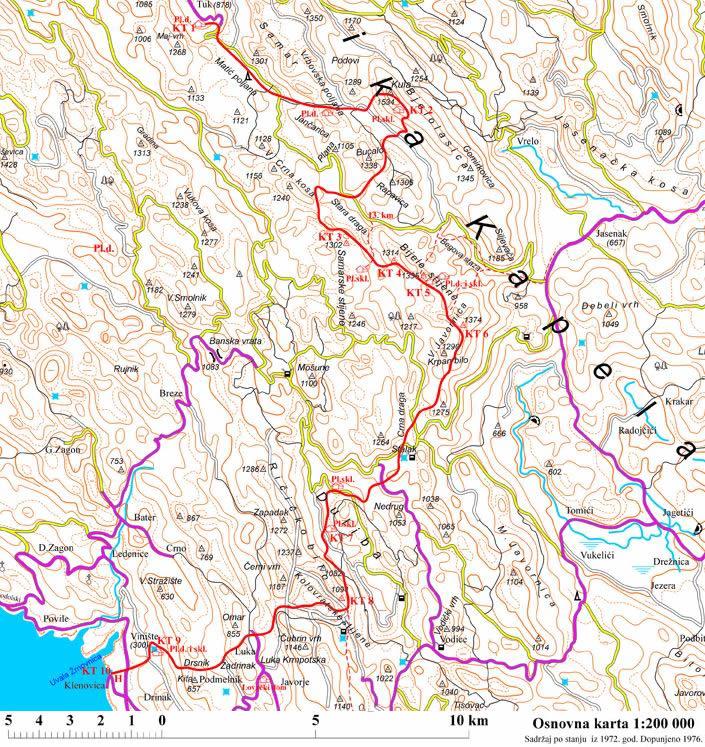 Hpd Kapela Kpp Kapela Trail